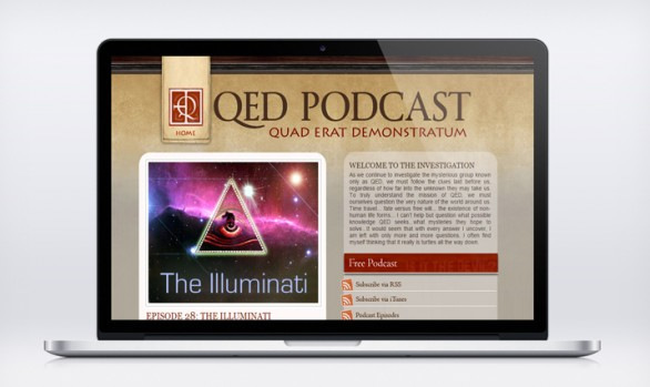 QED Podcast